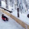 Competiții internaționale de schi și sanie in România