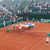 Adrian Ungur aduce punctul câştigător României în Cupa Davis