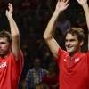Elveţia se alătură Franţei în marea finală de Cupa Davis din noiembrie