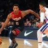 SUA, campioană mondială la baschet pentru a cincea oară