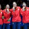 Spadele de aur ale României! Prima medalie olimpică de la Rio!