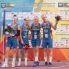 România, vicecampioană europeană la baschet 3×3!