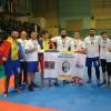 România, vicecampioană europeană la Combat Wrestling!
