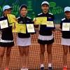"""Campioanele de la Tenis Club Curtea de Argeș, premiate în cadrul trofeului """"Victor Hănescu"""""""