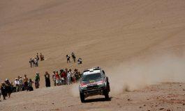 Etapa a şasea a Raliului Dakar, anulată din cauza ninsorii