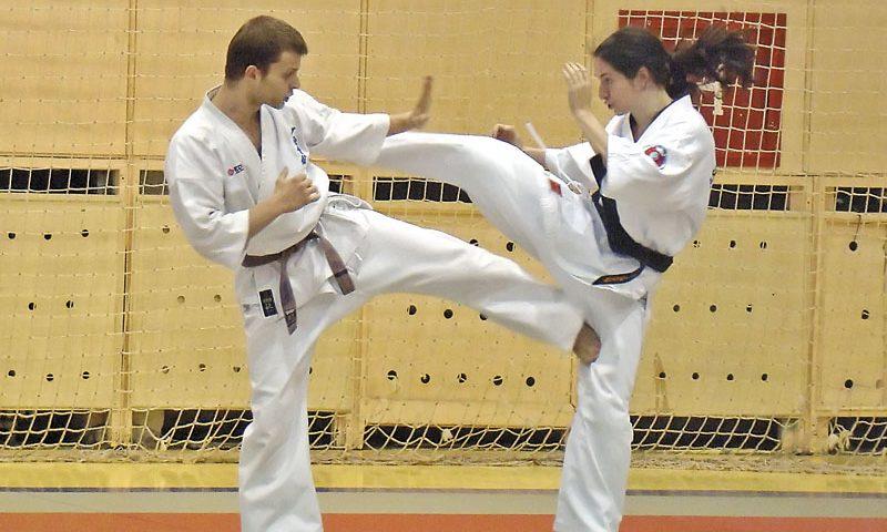 Campionatul Naţional Ashihara Karate – Repetiţie generală în vederea organizării Campionatului Mondial de la Bucureşti