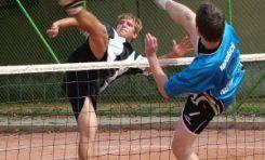 Etapă de fotbal-tenis la Bucureşti