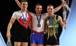 Argint şi bronz pentru gimnaşti la CM de la Sofia