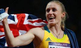 Hurdlera Pearson îmbunătățește recordul olimpic