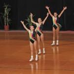 """""""Sport Revolution"""" mulţumeşte MTS pentru intrarea în normalitate. Gimnaştii medaliaţi la J..."""