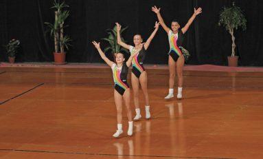"""""""Sport Revolution"""" mulţumeşte MTS pentru intrarea în normalitate. Gimnaştii medaliaţi la Jocurile Mondiale de la Cali îşi vor primi recompensele"""