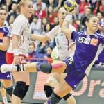 Krim Ljubljana-Oltchim, scor 25-31, în primul meci din Liga Campionilor