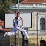 Sfidează gravitaţia! Rotire de 1080 de grade în aer la Sport Arena Bucharest Challenger!