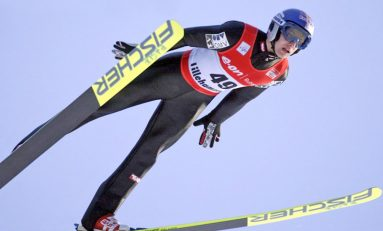 Slovenul Tepeș câștigă ultima etapă, austriacul Schlierenzauer, dublu campion