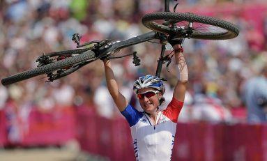 Victorii așteptate la mountain- bike