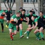 CSS 2 Siromex Baia Mare – Metrorex Bucureşti 13-0, în derby-ul Diviziei Naţionale U19