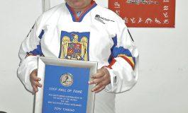 Doru Tureanu, în Hall of Fame-ul hocheiului mondial!