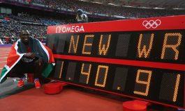 Primul record mondial în concursul atletic