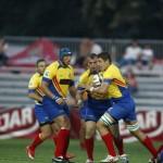 Romania incheie pe locul 2 la IRB Nations Cup