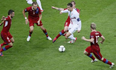 Portugalia, prima semifinalistă la Euro 2012