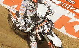 Etapa a patra a Dementor KTM Motocross Cup!