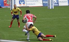 Spania - România la rugby