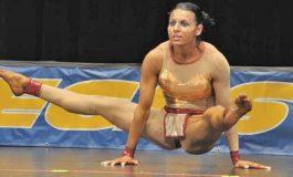 Nicoleta Radu, locul 3 la concursul de body-building din Las Vegas