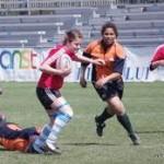 Ştrengăriţele din Chişinău, cea mai bună echipă feminină de rugby în 7 din România