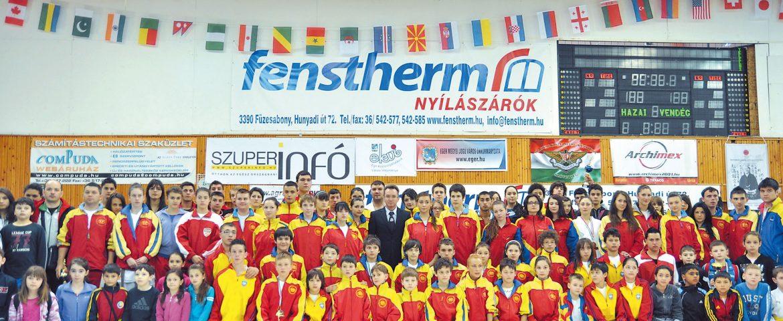 Campionatul European de Karate SKDUN – Eger (Ungaria)