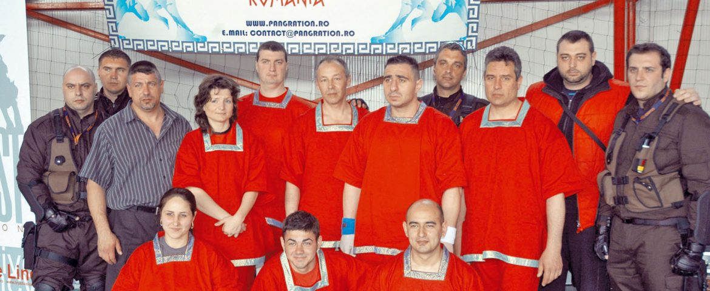 Rezultate obţinute la Competiţia Naţională de PANGRATION ATHLIMA – Bucureşti, 02.04.2011