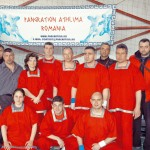 Rezultate obţinute la Competiţia Naţională de PANGRATION ATHLIMA - Bucureşti, 02.04.2011