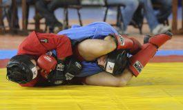 Medalie pentru România în prima zi a Campionatelor Europene de sambo pentru juniori şi tineret