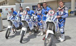 Gyenes şi Butuză vor participa la Raliul Dakar 2012