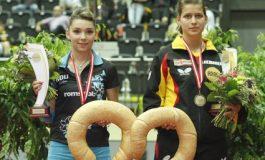 Bernadette Szocs, triplă campioană europeană de vis!