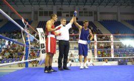 Boxul românesc din nou la podea