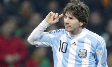 Să vină Messi! România va juca la anul un amical cu Argentina