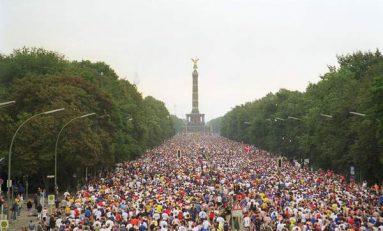 Maratonul de la Berlin, dominat de africani