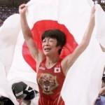Luptătoarele japoneze reușesc o dublă de aur