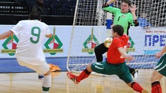 Cityus Tg. Mureş prima semifinalistă a Ligii I la futsal