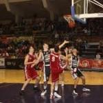 Grupa foarte grea pentru naţionala masculină de baschet la Jocurile Mondiale Universitare