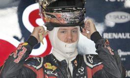 Vettel e din nou în pole-position