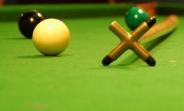 Semifinalele primei etape la snooker