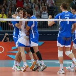 Italia, locul al treilea la volei masculin