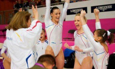 Guvernul României premiază gimnastele