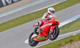 Iberica Rosell, la CM de motociclism viteză