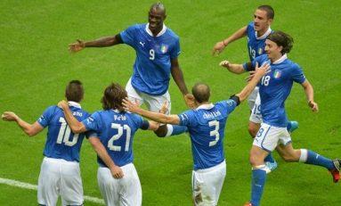 Italia – Spania, finala EURO 2012