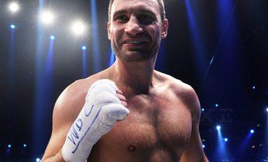 Vitali Klitschko, campion WBC la categoria grea