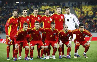 Naţionala României staţionează pe poziţia 52 în clasamentul FIFA