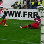 Steaua - Dinamo 27-10 la rugby
