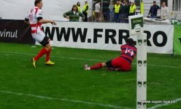 Spania - România 15-25 la rugby